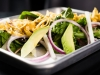 Mexican Salad is among menu items at the Alamo Drafthouse 