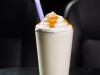 Salted Carmel Shake is among menu items at the Alamo Drafthouse 