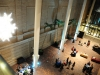 View From the Top as Museum Goers Listen to Live Jazz Band