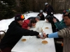 Winter Park Wipeout Pancake Eating Challenge 