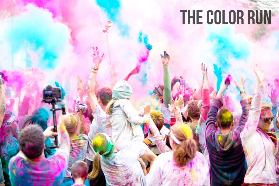 Aug 01,  · Also known as The Happiest 5k on the Planet, we love chucking paint and making people smile. With events in more than 50 countries, The Color Run is on almos.