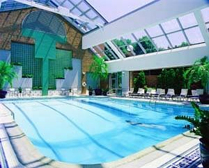 Relax at the Indoor Pool complete with a retractable glass roof