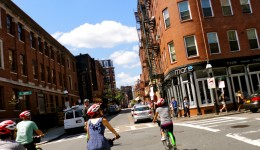 Pedal the streets of Boston with Urban AdvenTours to learn less discovered history of Boston