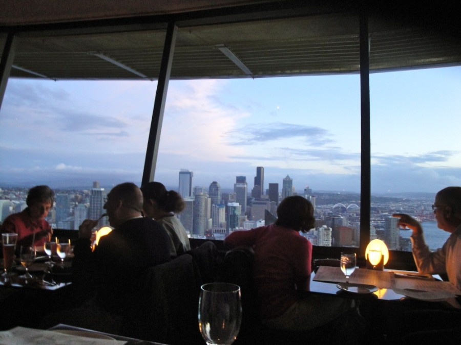 Space Needle  SeattleSpace Needle  Seattle   CatchCarri com. Dinner Seattle Space Needle. Home Design Ideas