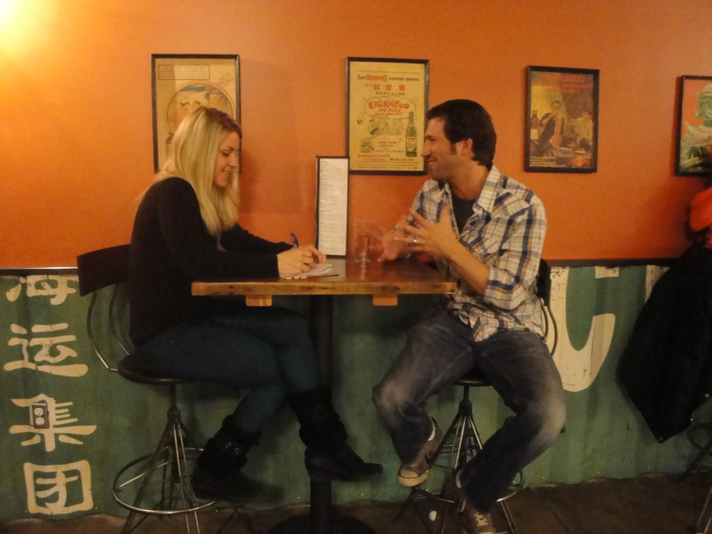 Carri Wilbanks interviews Josh Wolkon, owner of Ace Eat Serve, Steubens and Vesta Dipping Grill