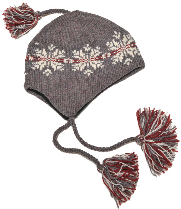 how to make a beanie out of an old sweater