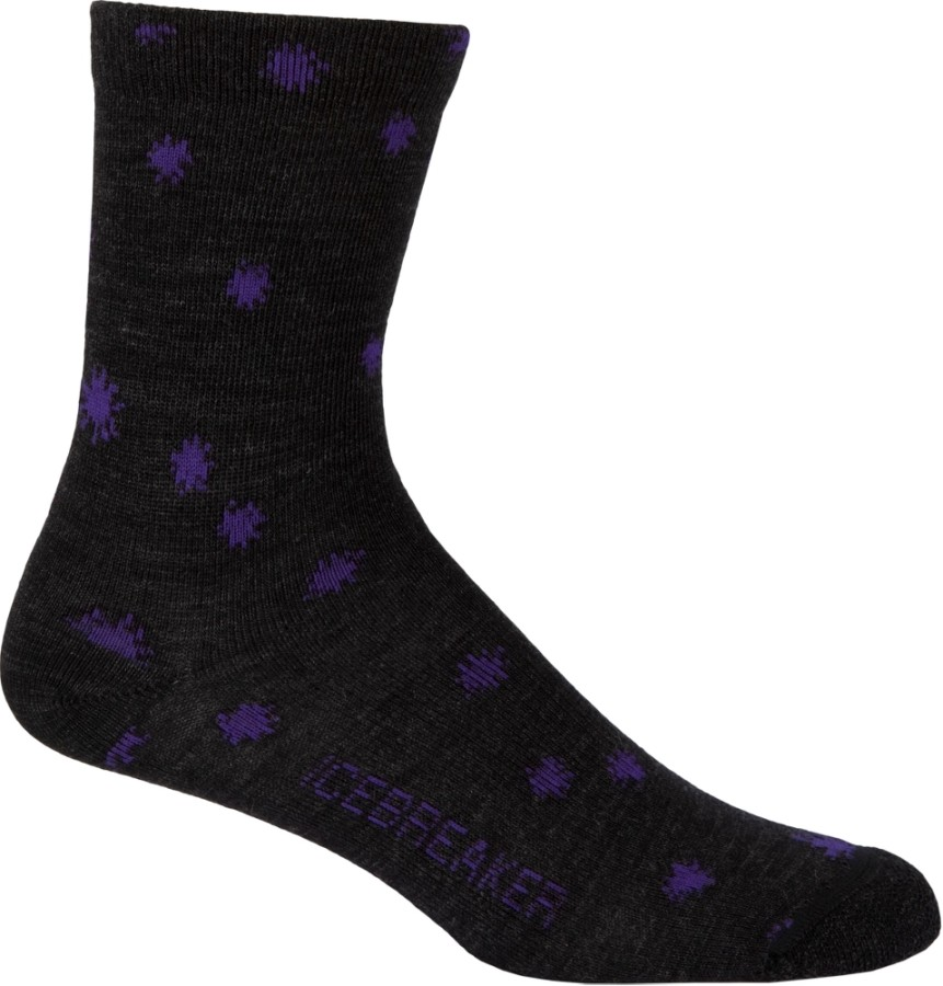 Icebreakers City Ultralite ¾ Crew Starry Night Socks