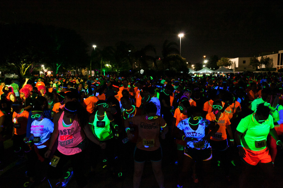 The Rave Run 