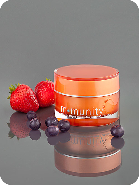 m.munity Enzyme Intensive Face Masque