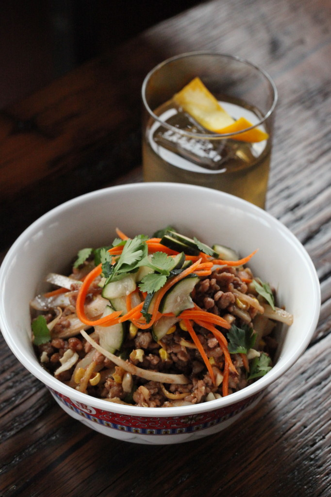 Noodle Bowl Served up at Ace in Denver's Uptown Neighborhood 