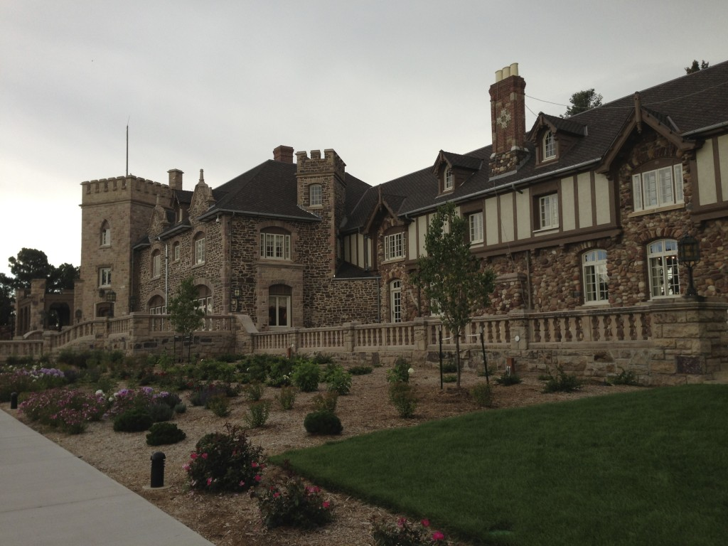 Touring the Highlands Ranch Mansion
