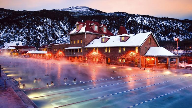 Your Holidays will be warm and merry in Glenwood Springs
