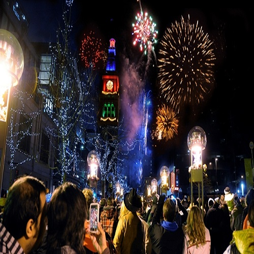Denver Welcomes 2014 With TWO Firework Displays and More
