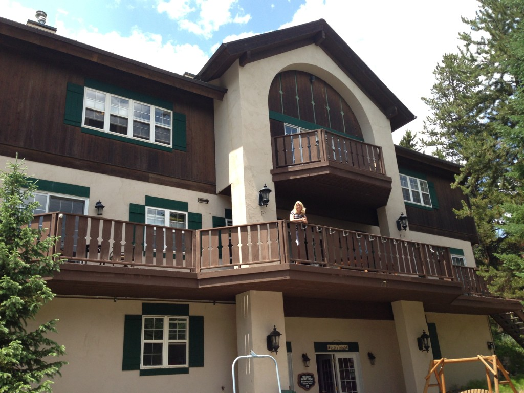 Ski Way Lodge in Breckenridge, Colorado