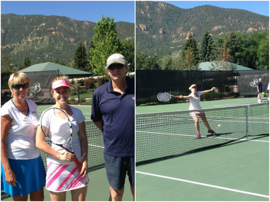Broadmoor Tennis Facilities