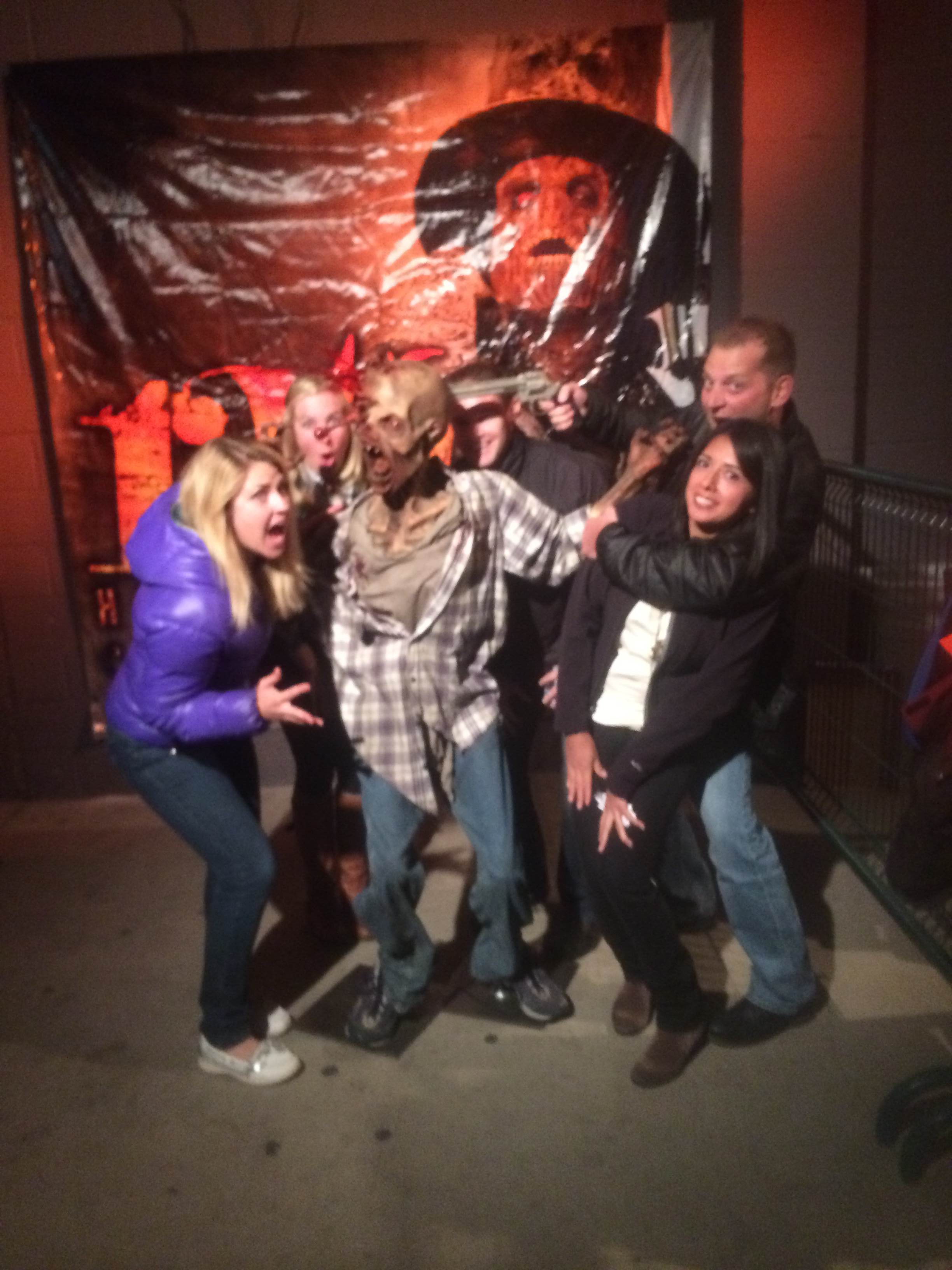 Denver 39 s 13th floor haunted house ranks number one in usa for 13th floor haunted house