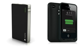 external batteries