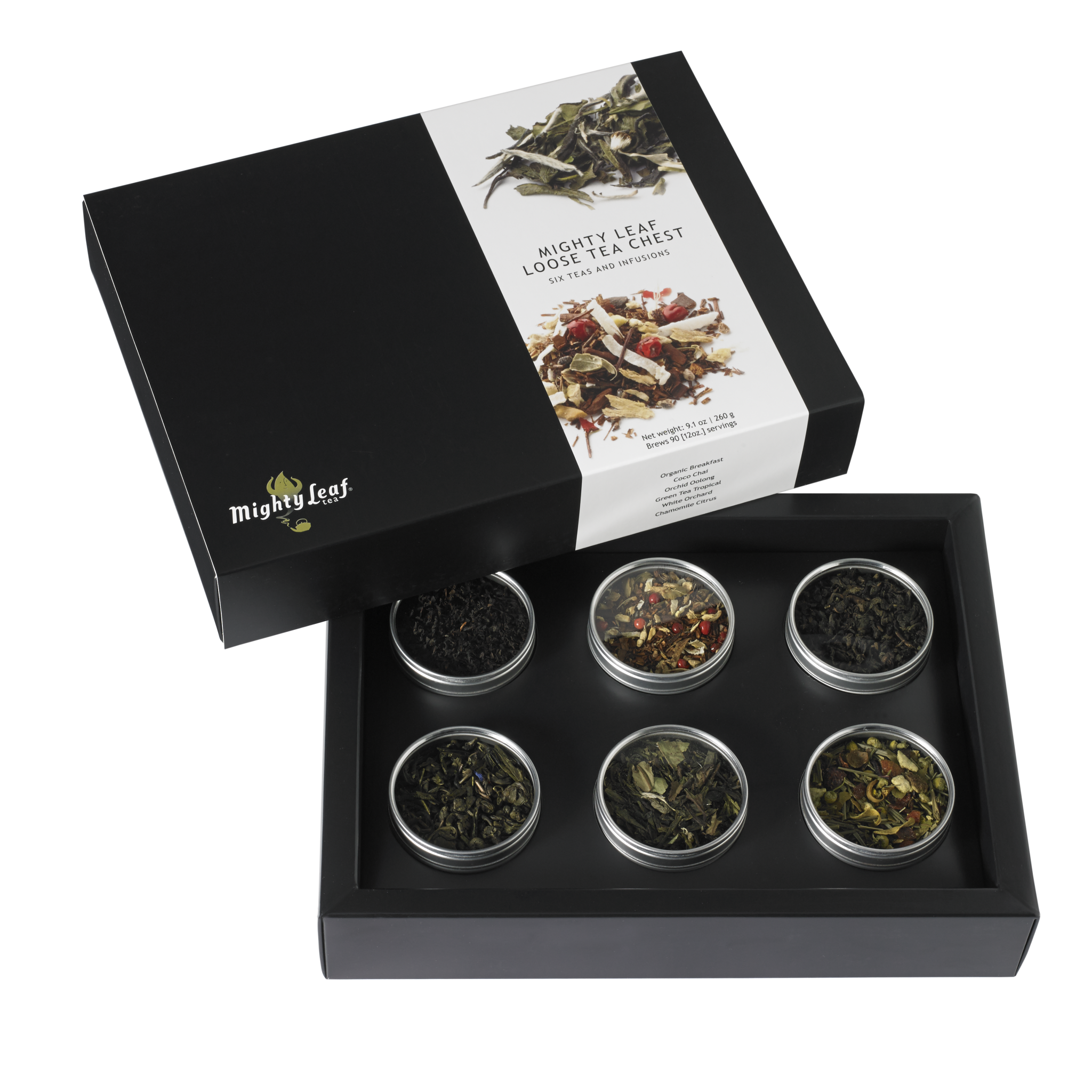 Perfect Gifts for Tea Lovers from Mighty Leaf Tea | CatchCarri.com