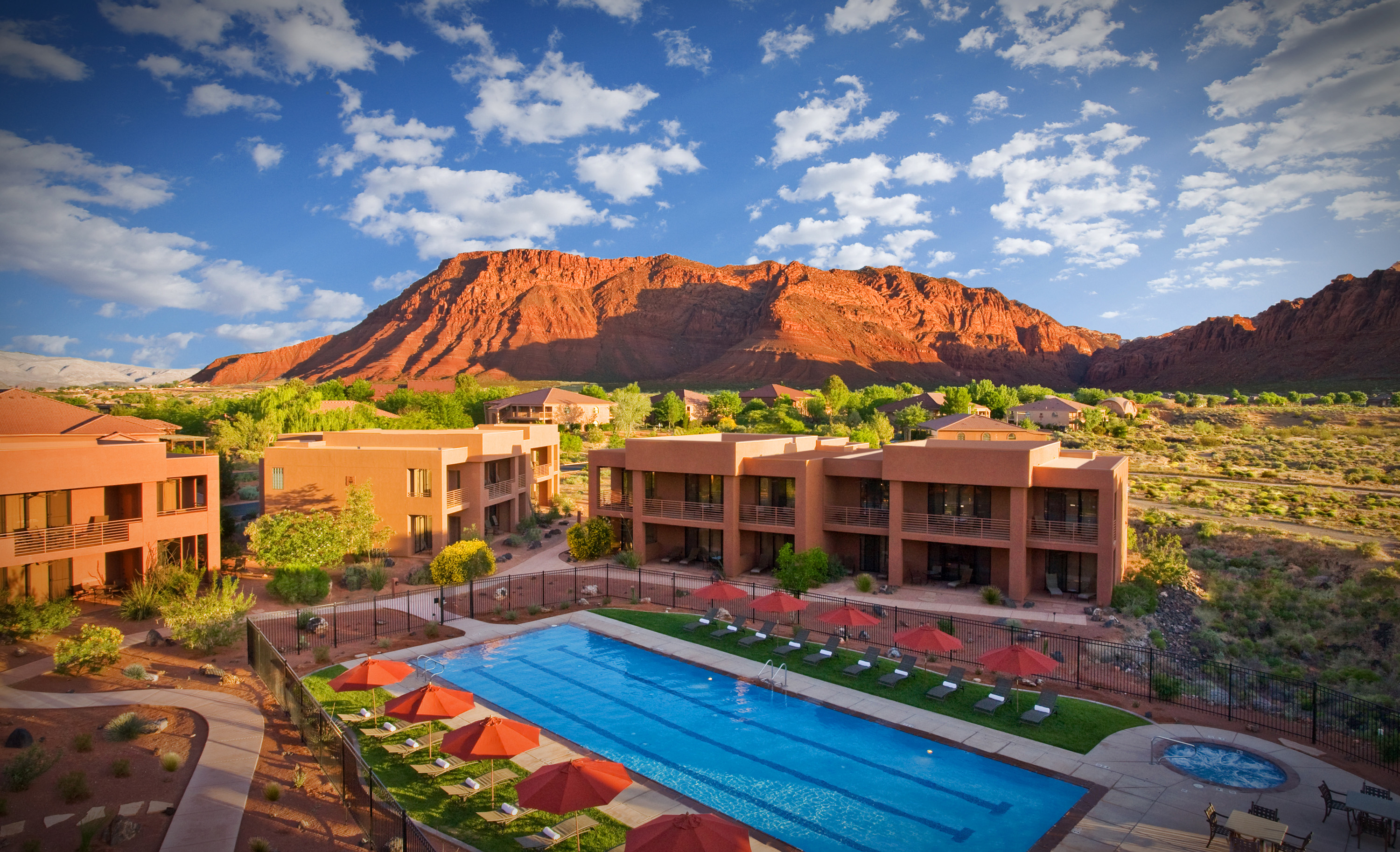 Where adventure meets relaxation photo tour red mountain for Best spa vacations usa