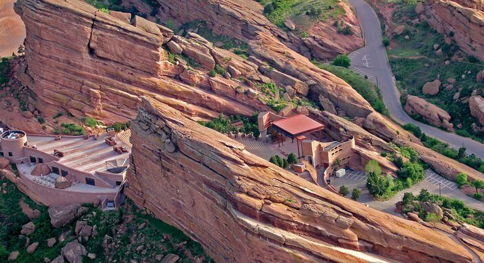 Red-Rocks-Amphitheater-Aerial