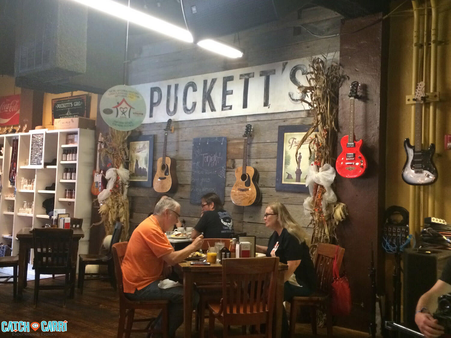 Pucketts In Franklin Tennessee
