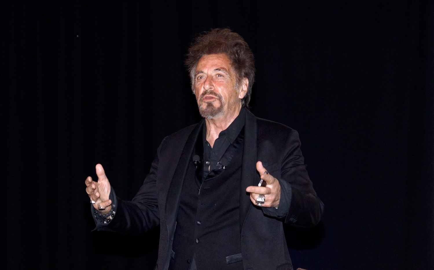 Al Pacino Headlines JFS Event in Denver