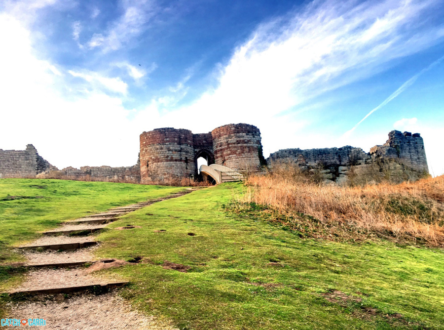 Beeston Castle Chester England