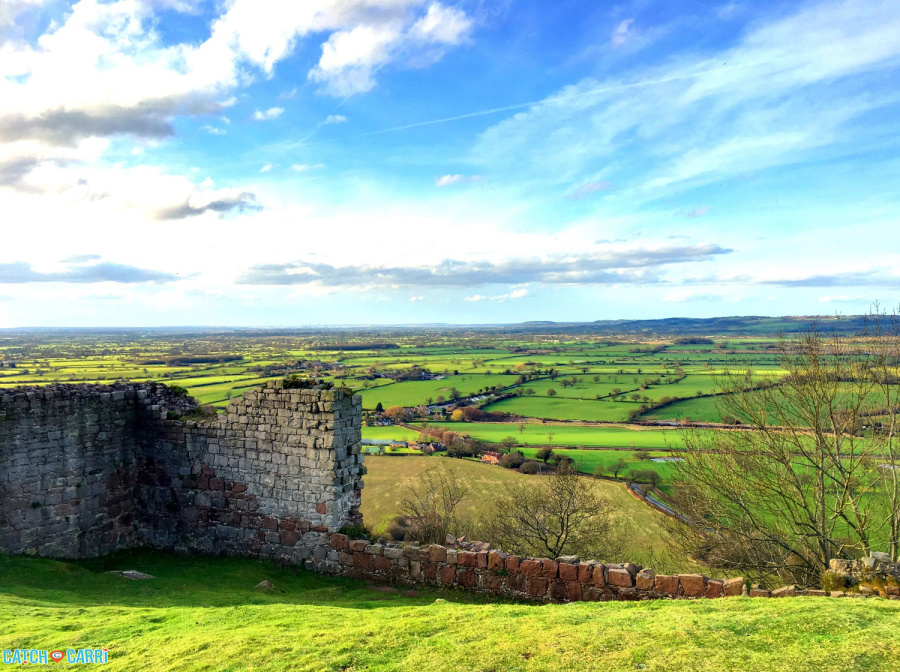 Beeston Castle England