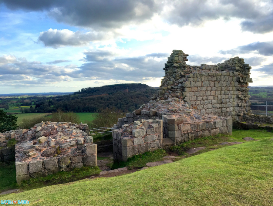 Beeston Castle UK