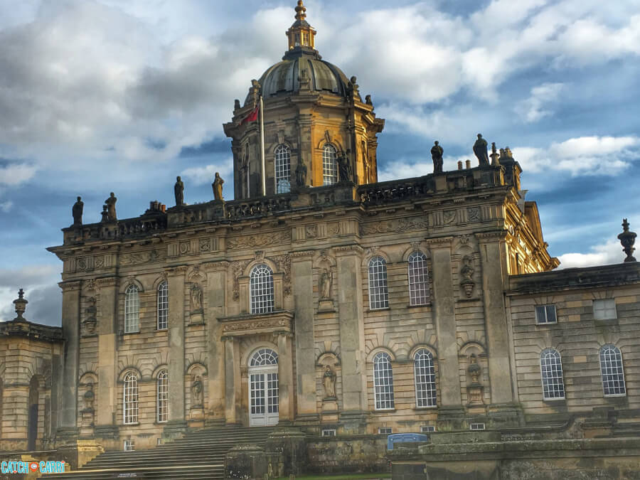 Castle Howard Northern England