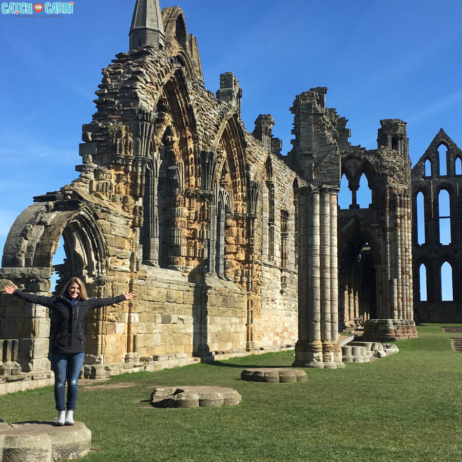 Whitby Abbey 48 hours in Yorkshire