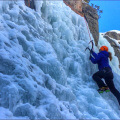ice climbing in ouray colorado