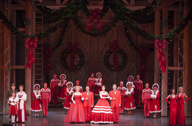 White Christmas Musical.Irving Berlin S White Christmas At Buell Theater