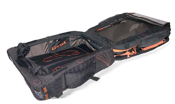 Product Review: GYST Triathlon Backpack | CatchCarri com