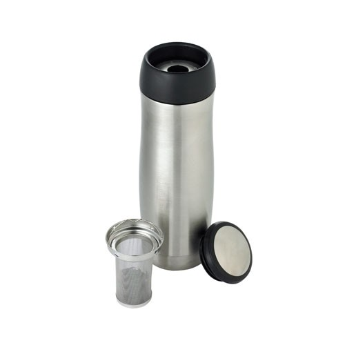 JOEmoXL Stainless Loose Tea Travel Mug  sc 1 st  Catch Carri & Product Review: Mighty Leaf Tea u0026 Tea Accessories | CatchCarri.com