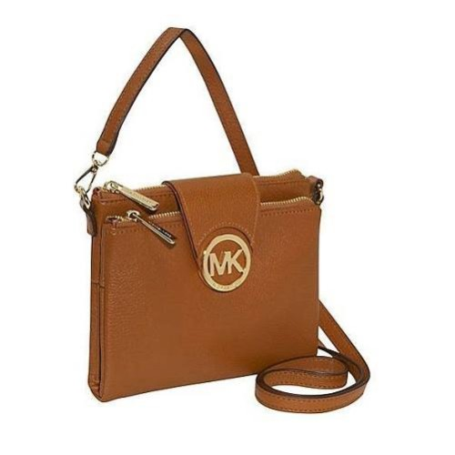 95026f495a2a Chance to Win: MICHAEL Michael Kors Fulton Large Crossbody Bag ...